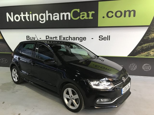 USED 2016 16 VOLKSWAGEN POLO 1.0 SEL TSI DSG 5d 109 BHP