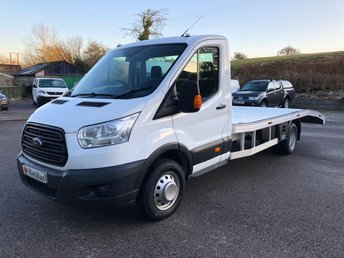 2014 FORD TRANSIT 2.2 T350 VEHICLE TRANSPORTER 125PS £15950.00