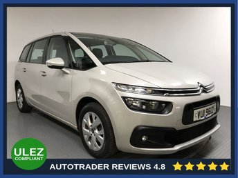 2016 CITROEN C4 GRAND PICASSO 1.6 BLUEHDI TOUCH EDITION S/S EAT6 5d 118 BHP £11000.00