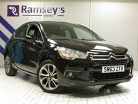 USED 2013 63 CITROEN DS4 2.0 HDI DSTYLE 5d 161 BHP