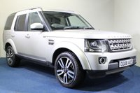 2015 LAND ROVER DISCOVERY 3.0 SDV6 HSE LUXURY 5d 255 BHP £22000.00