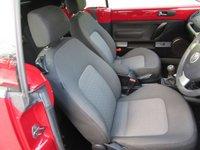 USED 2010 10 VOLKSWAGEN BEETLE 1.6 SOLAR 2d CONVERTIBLE 101 BHP NICE CAR 12 MONTHS MOT