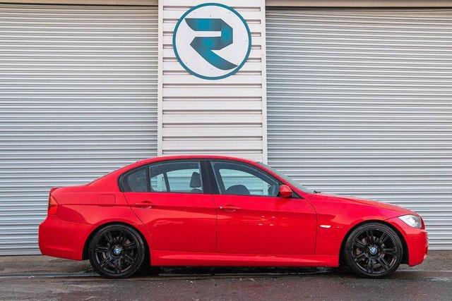 USED 2008 08 BMW 3 SERIES 2.0 318I M SPORT 4d 148 BHP