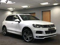 USED 2013 13 VOLKSWAGEN TOUAREG 3.0 V6 ALTITUDE TDI BLUEMOTION TECHNOLOGY 5d 242 BHP