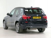 USED 2016 66 BMW X3 2.0 20d M Sport xDrive 5dr £5,480 of OPTIONAL Equipment
