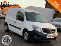 USED 2017 66 MERCEDES-BENZ CITAN 1.5 109 CDI BLUEEFFICIENCY LONG LWB LWB, FULL MERCEDES DEALER HISTORY, ECO MODE, PLY LINED