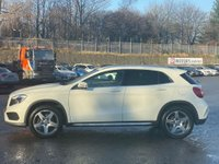 USED 2016 65 MERCEDES-BENZ GLA-CLASS 2.1 GLA200 AMG Line (s/s) 5dr 1Owner/AMGPack/ComforPack/USB
