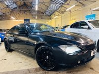USED 2006 M BMW 6 SERIES 3.0 630i Sport 2dr XENONS/PANROOF!