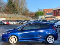 USED 2011 61 FORD FIESTA 1.6 S1600 3dr RecentlyServiced/USB/Bluetooth