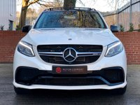 USED 2017 67 MERCEDES-BENZ GLE-CLASS 5.5 GLE63 V8 AMG S (Premium) SpdS+7GT 4MATIC (s/s) 5dr VAT Q - 1 OWNER - FMBSH!!!