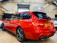 USED 2015 65 BMW 3 SERIES 3.0 335d M Sport Touring Auto xDrive (s/s) 5dr PERFORMANCEKIT+PLUSPACK+19S