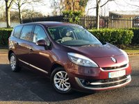 USED 2012 62 RENAULT GRAND SCENIC 1.6 DYNAMIQUE TOMTOM ENERGY DCI S/S 5d 130 BHP