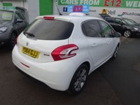 USED 2014 64 PEUGEOT 208 1.2 ALLURE 5d 82 BHP ***TEST DRIVE TODAY !!**ZERO DEPOSIT DEALS **