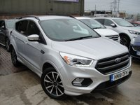 USED 2018 18 FORD KUGA 1.5 ST-LINE 5d 148 BHP ANY PART EXCHANGE WELCOME, COUNTRY WIDE DELIVERY ARRANGED, HUGE SPEC