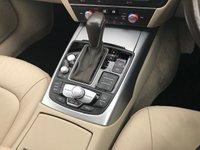 USED 2015 65 AUDI A6 2.0 AVANT TDI ULTRA SE 5d 188 BHP Beige leather, Front/rear park