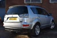 USED 2012 62 MITSUBISHI OUTLANDER 2.2 DI-D GX 4 5d AUTO 156 BHP WE OFFER FINANCE ON THIS CAR
