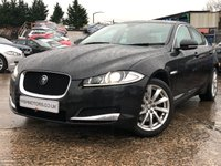 USED 2012 12 JAGUAR XF 2.2 D PREMIUM LUXURY 4d 190 BHP 2KEYS+NAV+LEATHER+18ALLOYS+AIRCON+CLIMATE+PARKING+MEDIA+USB+