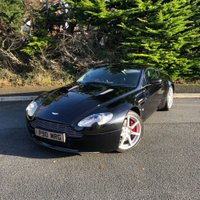 USED 2007 07 ASTON MARTIN VANTAGE 4.3 V8 3d 380 BHP Beautiful Supercar, JUST 38,000 Miles From New, Full Aston Service History. A stunning example of this fabulous supercar.