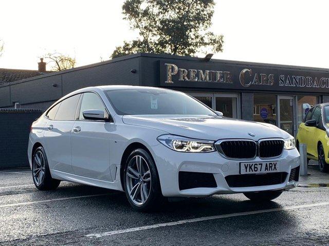 USED 2017 67 BMW 6 SERIES 2.0 630I M SPORT 5d 248 BHP