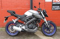 USED 2014 64 YAMAHA MT 125 *Super Low Mileage, Stunning Condition, 12mth Mot* A Stunning Low Mileage Example. Finance Available.