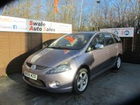 USED 2006 56 MITSUBISHI GRANDIS EQUIPPE COMFORT MIVEC FINANCE AVAILABLE FROM £29 PER WEEK OVER TWO YEARS - SEE FINANCE LINK FOR DETAILS