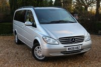 USED 2009 09 MERCEDES-BENZ VIANO 2.1 CDI LONG AMBIENTE 5d 150 BHP VERY HIGH SPECIFICATION