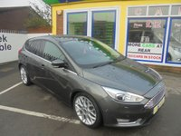 USED 2015 65 FORD FOCUS 1.0 TITANIUM X 5d 124 BHP ** 01922 494874 ** JUST ARRIVED **