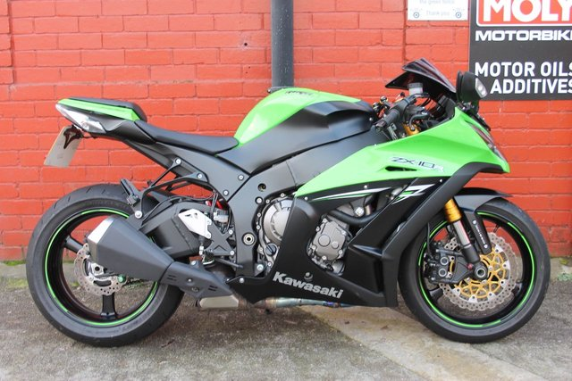 USED 2014 14 KAWASAKI ZX10-R KEF ABS  A Stunning Low Mileage ZX10R, Finance Available.