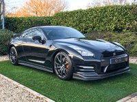 USED 2013 63 NISSAN GT-R 3.8 PREMIUM EDITION 2d 542 BHP A Superb Example of the Ultimate Road Going Supercar, with Blistering Performance and in Fantastic Condition Throughout. This Vehicle has been Meticulously Maintained with a Detailed Documented Full Main Dealer Service History and Fantastic Specification to Include: Recaro Red and Black Heated Electric Leather Sports Seats, Touchscreen Satellite Navigation, Front and Rear Park Distance Control + Reverse Camera + Bose Sound with HDD Music Box System + Bluetooth Connecitivity, Digital Dual Zone Cl