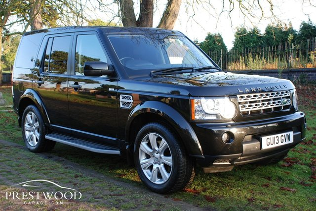 2013 13 LAND ROVER DISCOVERY 4 3.0 SDV6 COMMERCIAL AUTO [255 BHP] XS SPEC