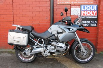 View our BMW R 1200 GS 04