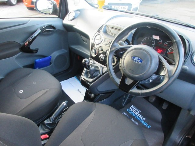 USED 2013 13 FORD KA 1.2 METAL 3d 69 BHP ** TEST DRIVE TODAY **
