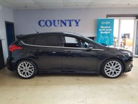 USED 2015 64 FORD FOCUS 1.0 ZETEC S 5d 124 BHP * TWO OWNERS * FULL HISTORY *