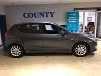 USED 2011 11 HYUNDAI I30 1.6 COMFORT CRDI  5d 113 BHP * TWO OWNERS WITH HISTORY *