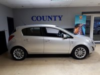USED 2012 12 VAUXHALL CORSA 1.4 SE 5d 98 BHP * TWO OWNERS WITH HISTORY *