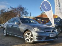 2011 MERCEDES-BENZ C CLASS 2.1 C220 CDI BLUEEFFICIENCY SPORT 4d 168 BHP £7500.00