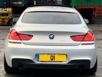 USED 2014 63 BMW 6 SERIES 3.0 640d M Sport Gran Coupe 4dr ReverseCam/SunRoof/Head-Up/Nav