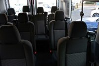 USED 2014 64 FORD TRANSIT 2.2 TDCi HDT 460 L4H3 Bus 4dr (18 Seat) 1 OWNER*FULL SERVICE*EURO6*