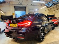 USED 2017 17 BMW 3 SERIES 2.0 320d BluePerformance M Sport Auto (s/s) 4dr PERFORMANCEKIT+20S+1OWNER