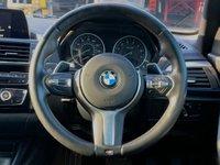 USED 2015 65 BMW 1 SERIES 3.0 M135i Auto (s/s) 3dr FSH/SportSeats/KeyLess/SatNav