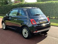 USED 2015 65 FIAT 500 1.2 8V Lounge (s/s) 3dr 1OWNER+PANROOF+B;UETOOOTH+