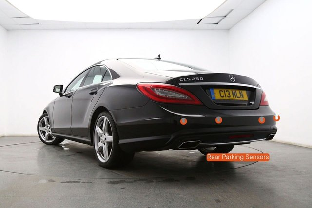 MERCEDES-BENZ CLS at Georgesons