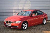 2013 BMW 3 SERIES 2.0 320D EFFICIENTDYNAMICS 4d 161 BHP £5990.00