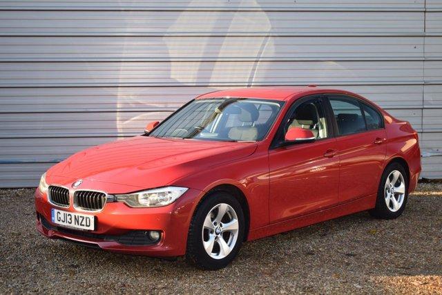 USED 2013 13 BMW 3 SERIES 2.0 320D EFFICIENTDYNAMICS 4d 161 BHP 1 Pre Owner all Motorway Miles