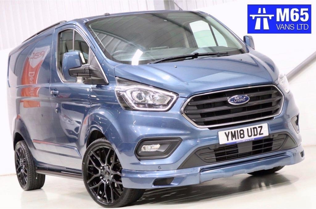 USED 2018 18 FORD TRANSIT CUSTOM SPRINT EDITION LIMITED L1H1 130 PS  THE SPRINT EDITION