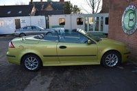 USED 2007 07 SAAB 9-3 2.0 LINEAR T 2d AUTO 150 BHP Beautiful soon to be classic car