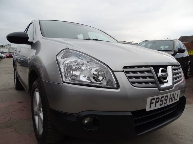 USED 2009 59 NISSAN QASHQAI 1.5 ACENTA DCI 5d LOW TAX BRACKET