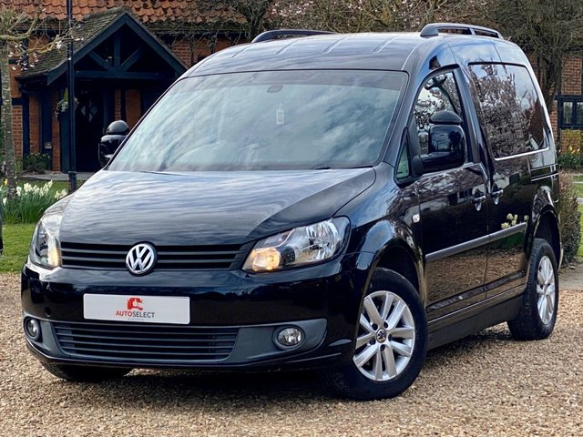 View our VOLKSWAGEN CADDY LIFE