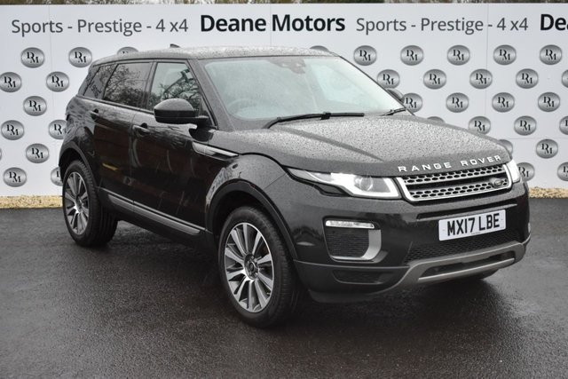 2017 17 LAND ROVER RANGE ROVER EVOQUE 2.0 TD4 SE 5d 177 BHP SALE TAKE £300 OFF
