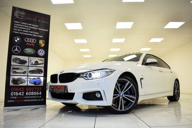 2015 64 BMW 4 SERIES 428I 2.0 M SPORT GRAN COUPE